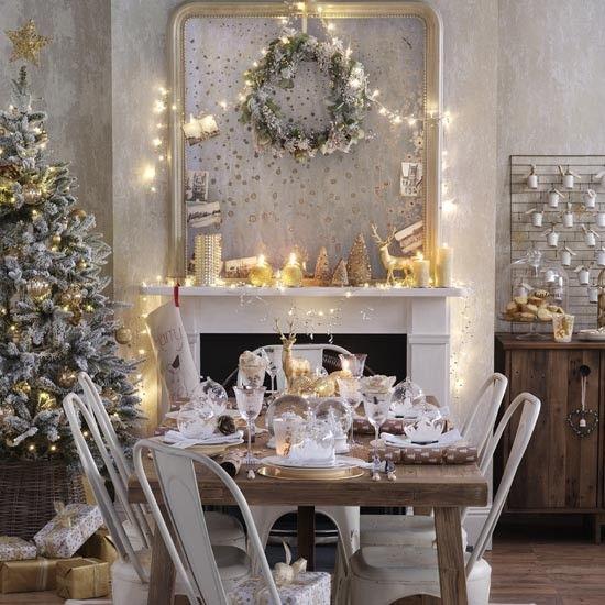 Decoracin de mesas navideas escoge la silla perfecta