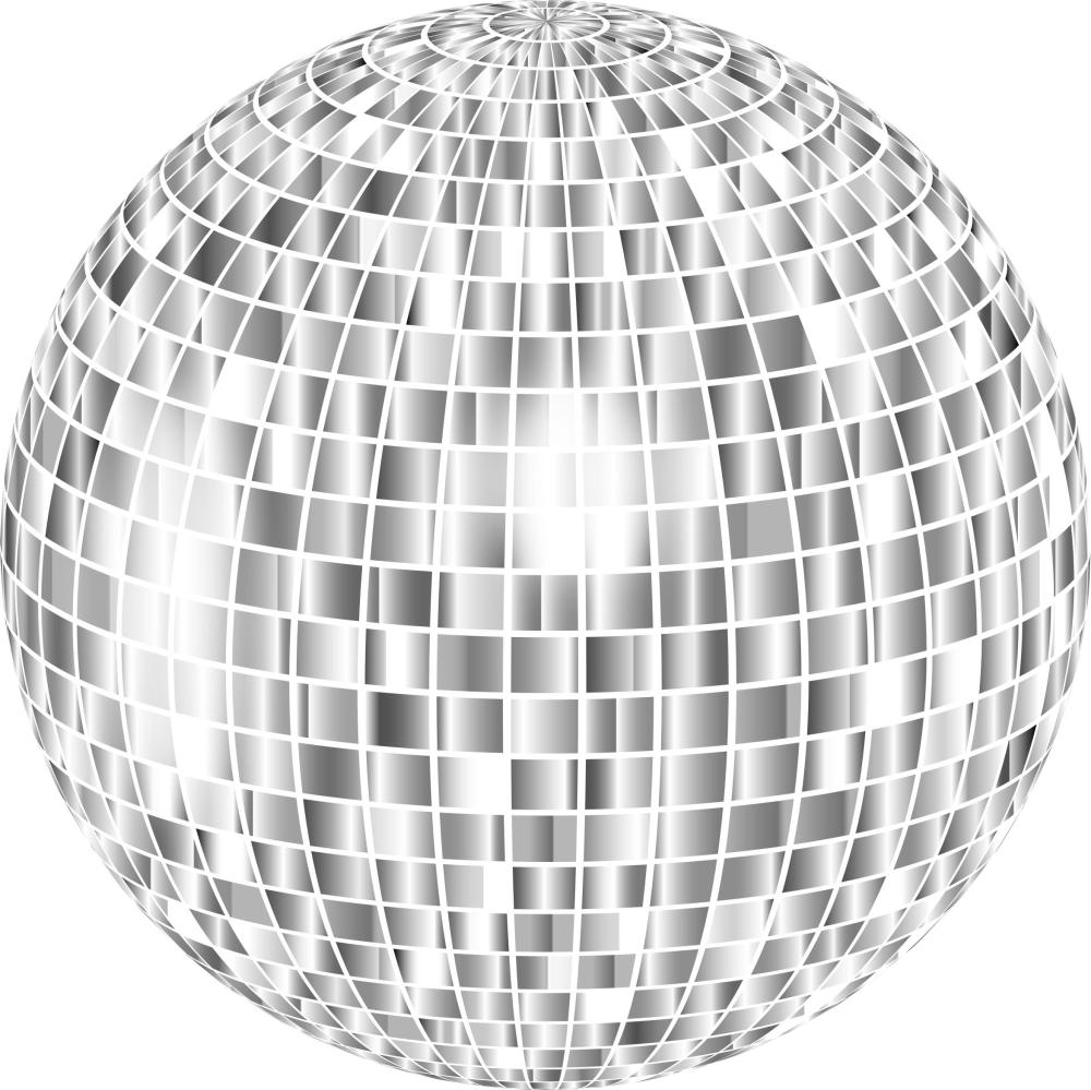 medium resolution of glimmering disco ball enhanced 2 no background png