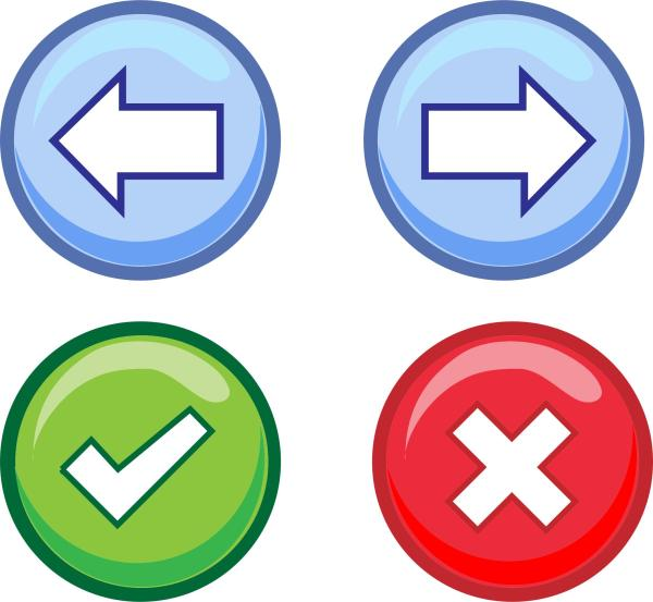 Web Buttons Icons PNG Free PNG and Icons Downloads