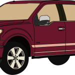 Pickup Truck Icons Png Free Png And Icons Downloads