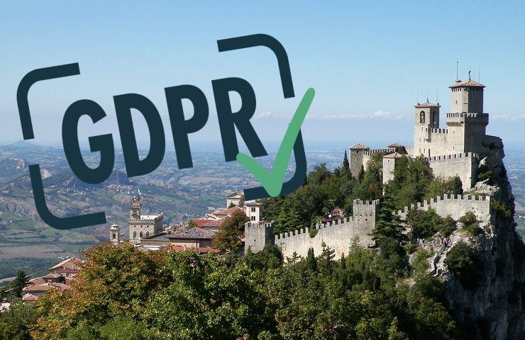 Il GDPR sbarca nella Repubblica di San Marino
