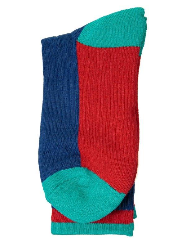 Ny Clothing Logo Sport Sock - Royal Blue Socks