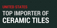 United States: Top importer of ceramic tiles in the world