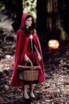 Anna Paquin in 'Trick 'r Treat'