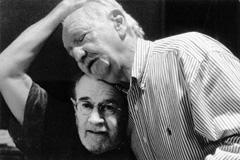 Patrick and George Carlin