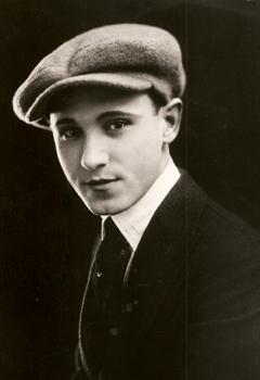 Tom Lyle Williams In 1915