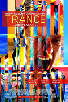 Danny Boyle's 'Trance'