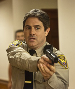 Zach Galligan In 'Hatchet III'