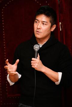 Director Tze Chun