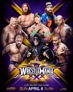 'Wrestlemania XXX'