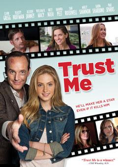 Clark Gregg's 'Trust Me'