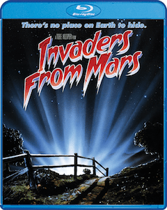 Tobe Hooper's 'Invaders From Mars'