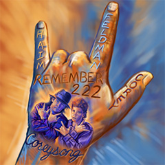 "Corey Feldman's ""Remember 222"""