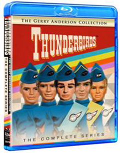 Thunderbirds are back!