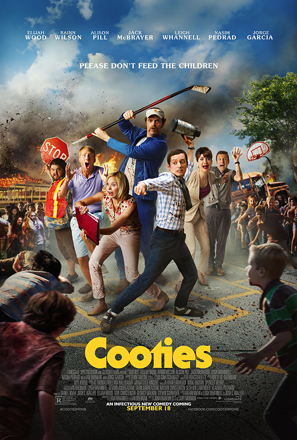 'Cooties' is coming!