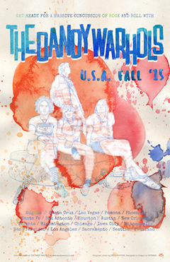 dandy-warhols-2015-tour
