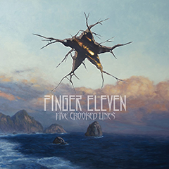 Finger Eleven - 'Five Crooked Lines'