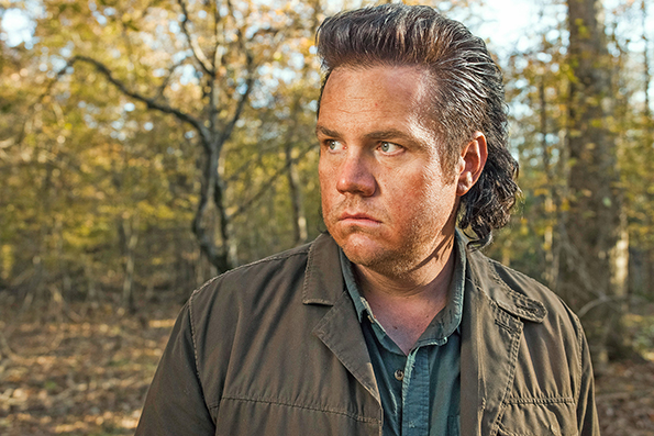 "Josh McDermitt as Eugene Porter on ""The Walking Dead"""