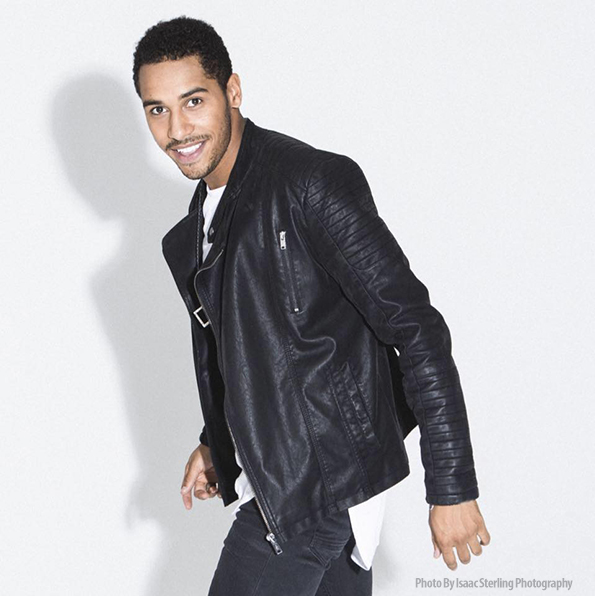 One To Watch: Elliot Knight is a star on the rise.