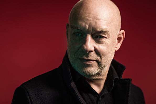 Brian Eno - Photo Credit: Shamil Tanna, 2016