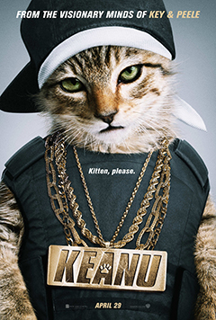 'Keanu' is coming April 29th!