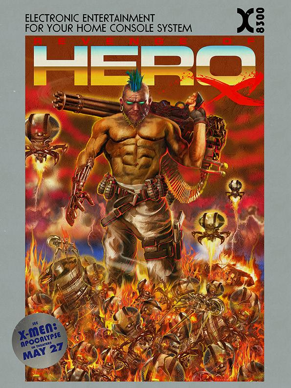 Revenge of Hero X