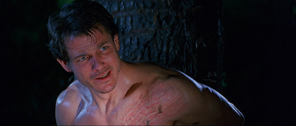 Michael Paré in 'Bad Moon'
