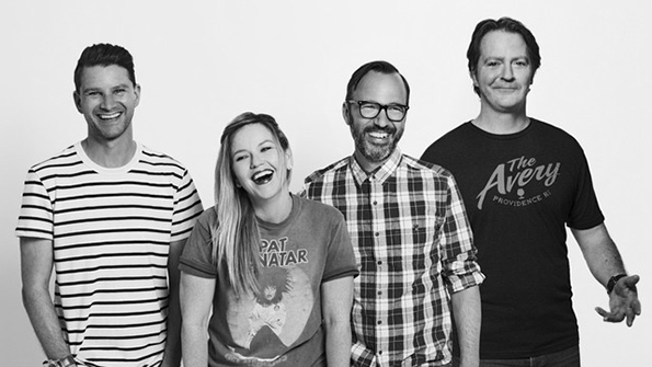 Letters To Cleo are back!