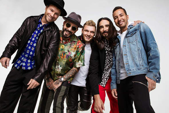 Backstreet Boys Return Today With New Single