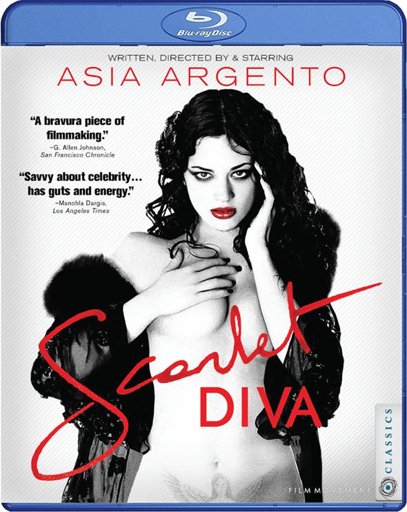 Asia argento s directorial debut scarlet diva to receive for Diva scarlet