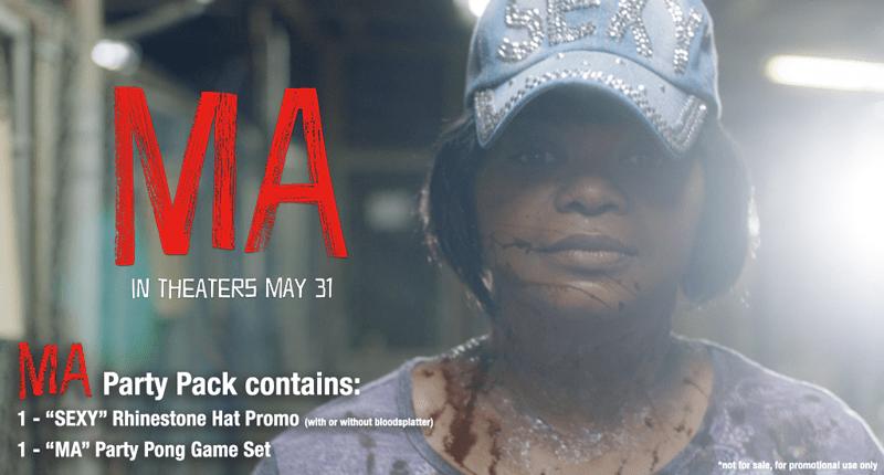 Octavia Spencer is MA