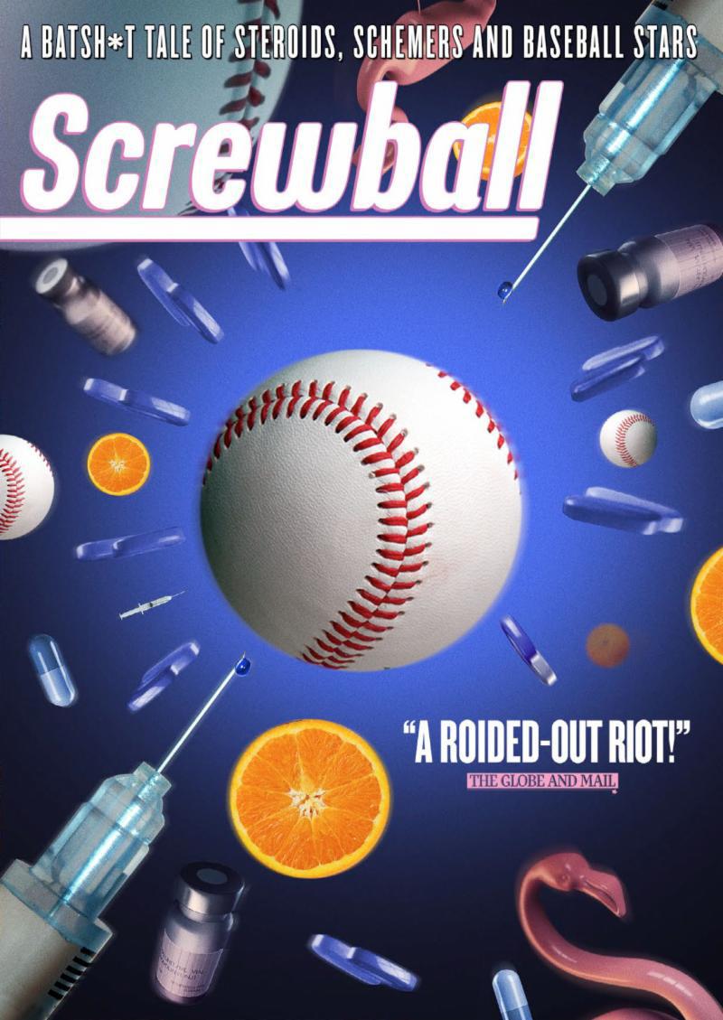 Billy Corbin Screwball documentary