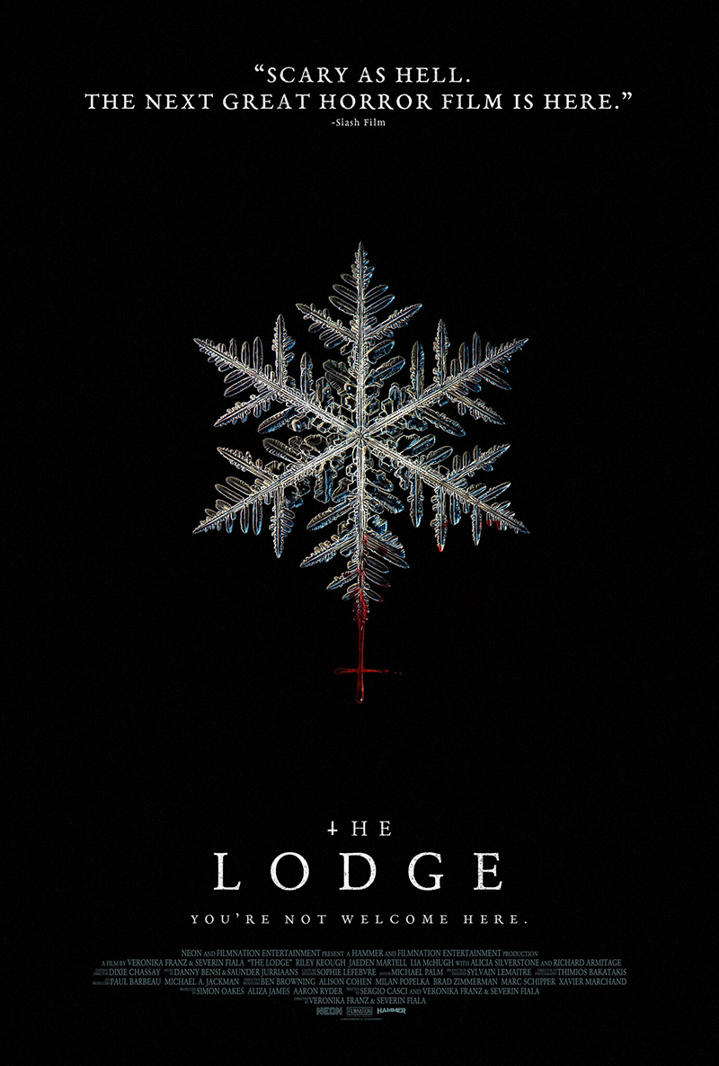 The Lodge 2019 Teaser Poster