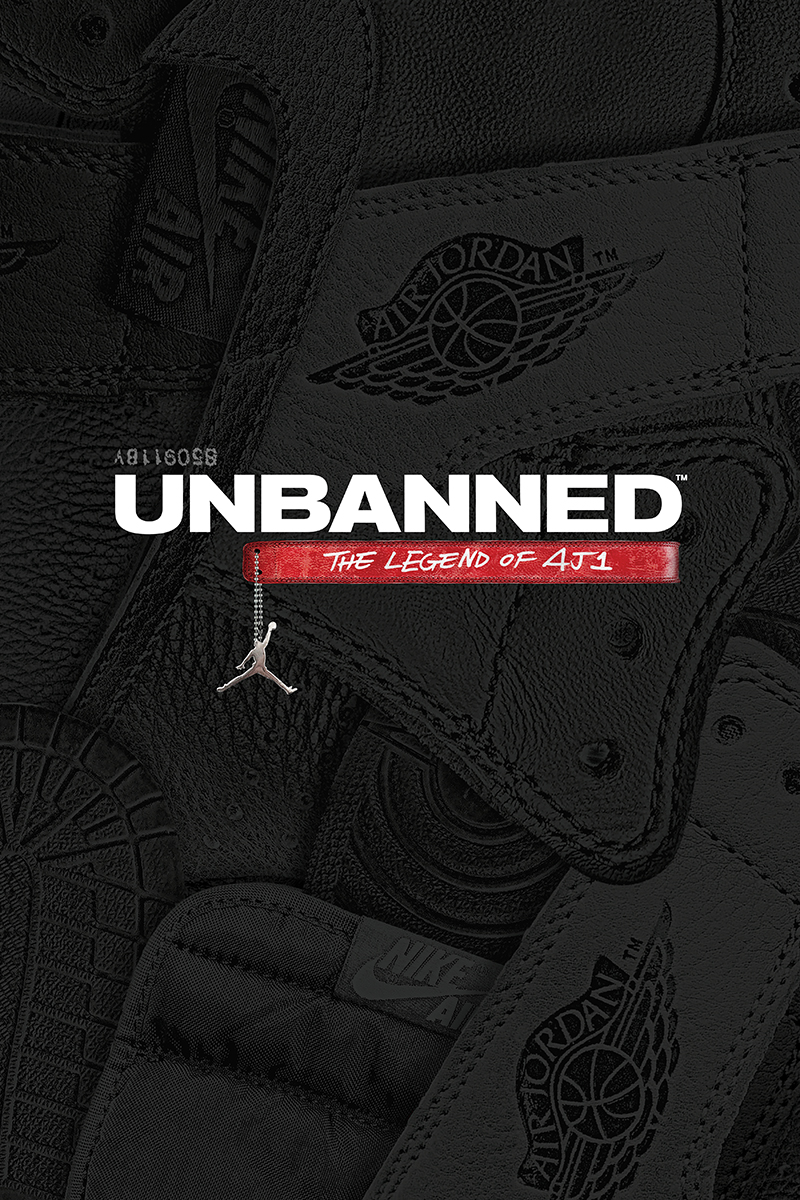 Unbanned: The Legend of AJ1 Poster