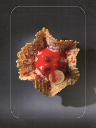 The Demogorgon Sundae is just one of the Stranger Things that is happening at Baskin-Robbins this summer. For more information, visit www.BaskinRobbins.com.