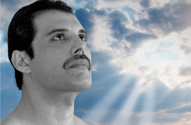 "Freddie Mercury - ""Time Waits For No One"""
