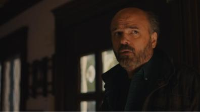 "Scott Adsit as ""Archie"" in Ghost Light"
