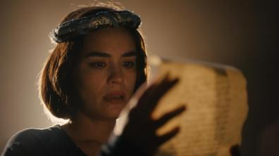 "Shannyn Sossamon as ""Liz Beth"" in Ghost Light"