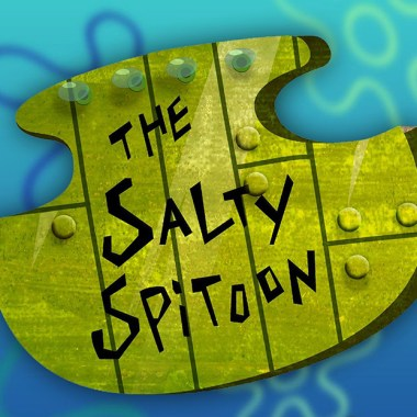 Salty Spitoon Pop Up