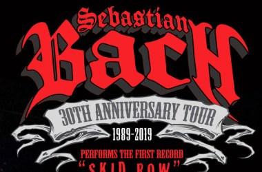 Sebastian Bach tour dates