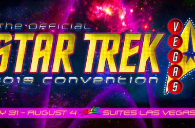 The Official Star Trek Convention 2019