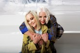 Cherie Currie and Brie Darling
