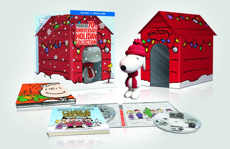 Peanuts 70th Anniversary Holiday Collection Limited Edition