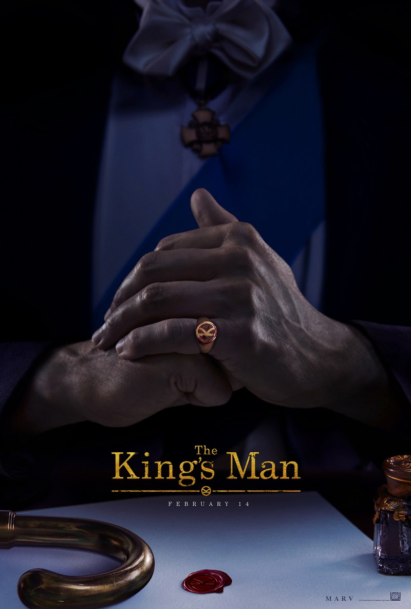 The King's Man - Kingsmen Prequel 2020