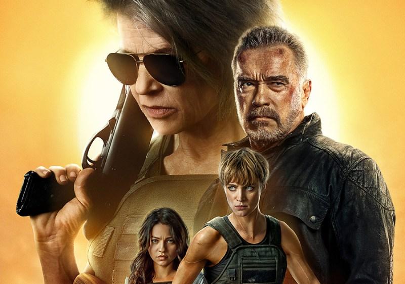 Terminator: Dark Fate Theatrical Poster