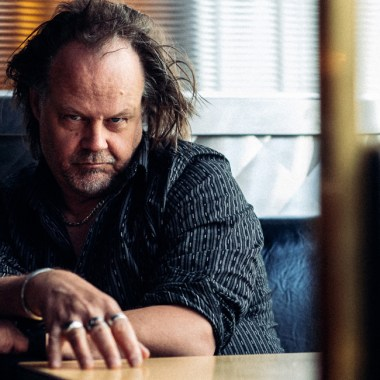 Larry Fessenden in Manhattan. © Reto Sterchi