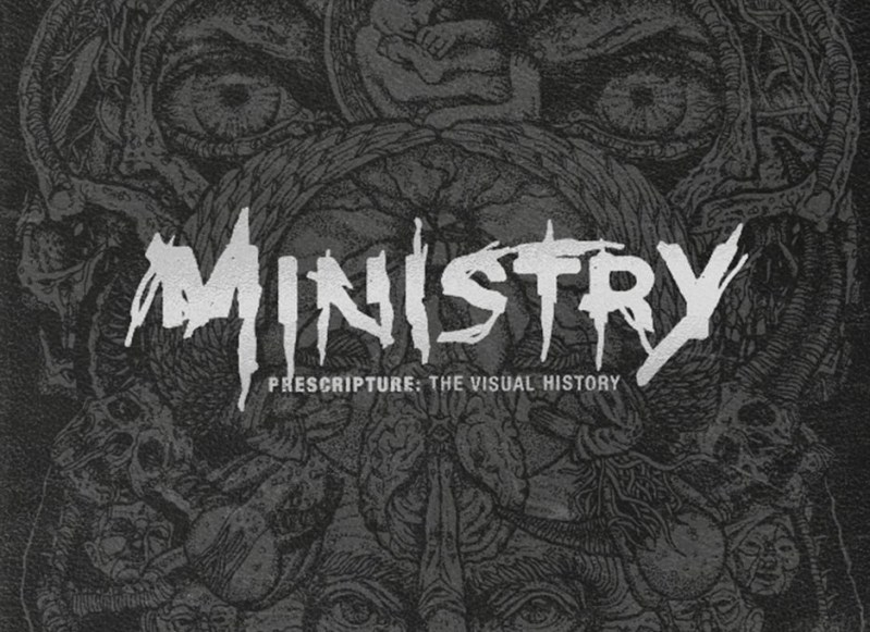 Al Jourgensen - Ministry Prescripture book