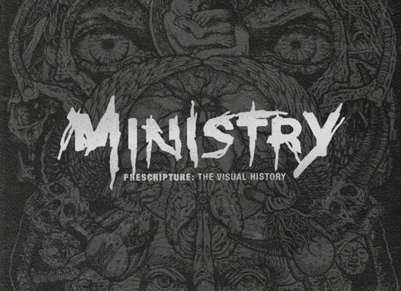 Al Jourgensen - Ministry Prescripture book