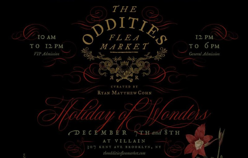 The Oddities Flea Market