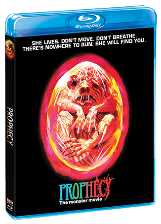 'Prophecy' 40TH ANNIVERSARY BLU-RAY